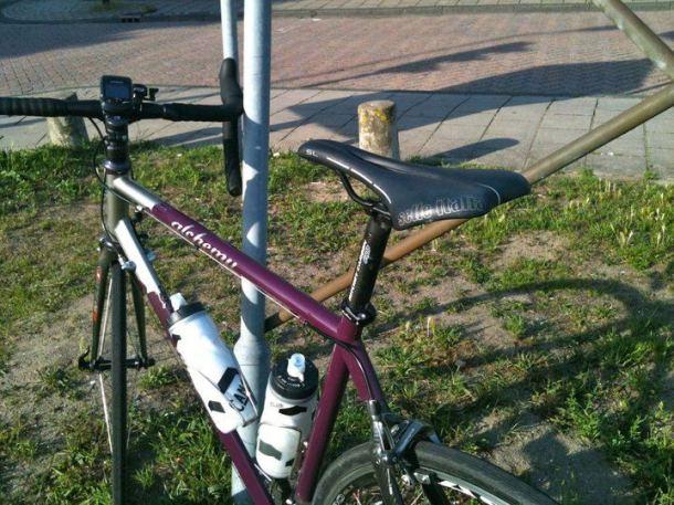 Standard Bike Parking