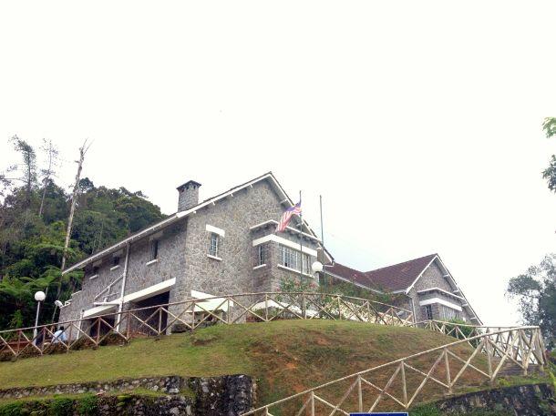 Fraser's Hill - Glen