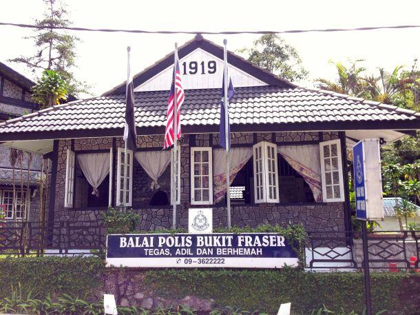 Fraser's Hill - Police Station