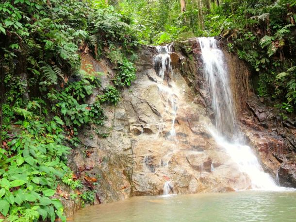 Fraser's Hill - Waterfall