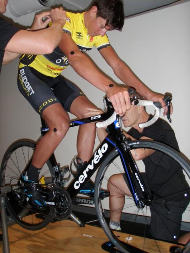 Photo courtesy of Aaron Lean at Cadence Performance Cycling
