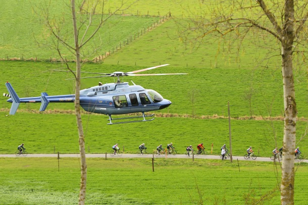 RVV 2012 Helicopter