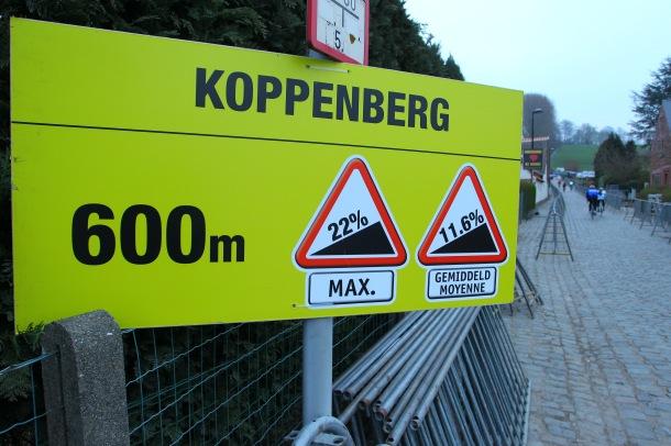 RVV 2012 Koppenberg Sign 02