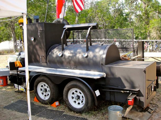 MS150 2011 VFW Hall Barbecue