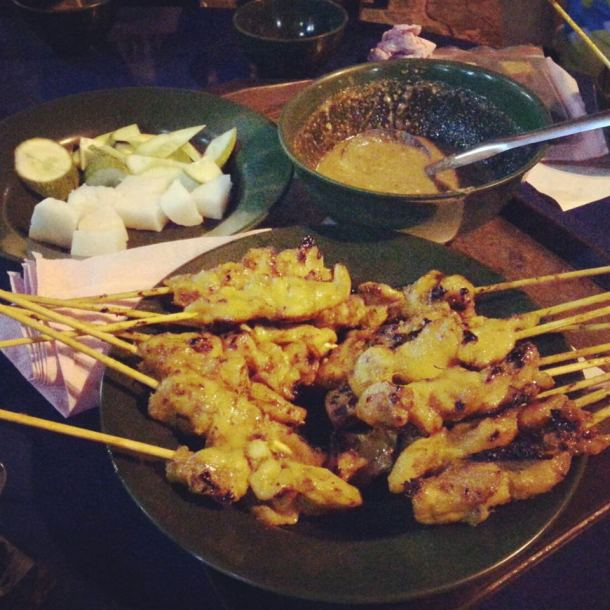 Satay During Kesas Ride 03