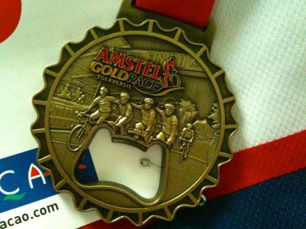 AGR 2012 Medal