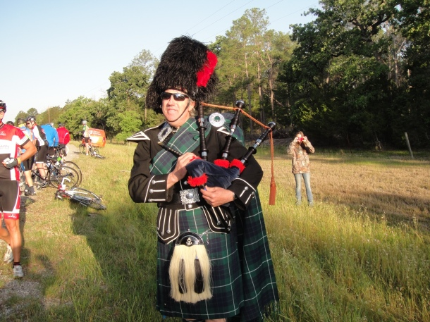 BP MS150 2013 Bagpiper