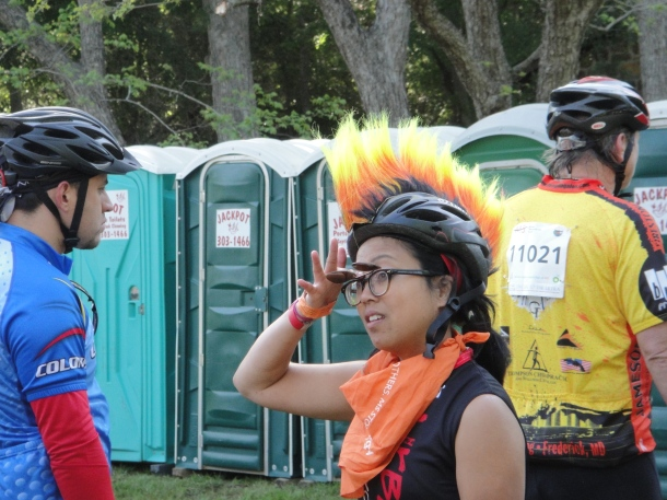BP MS150 2013 Mohawk