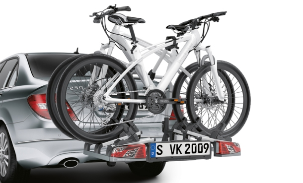 C CLass Tow Hitch Bike Rack