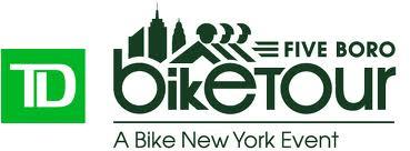 TD 5 Boro Bike Tour logo