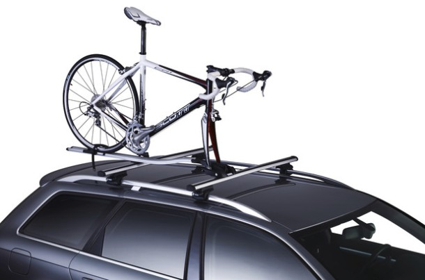 Thule 561 Outride with Bike