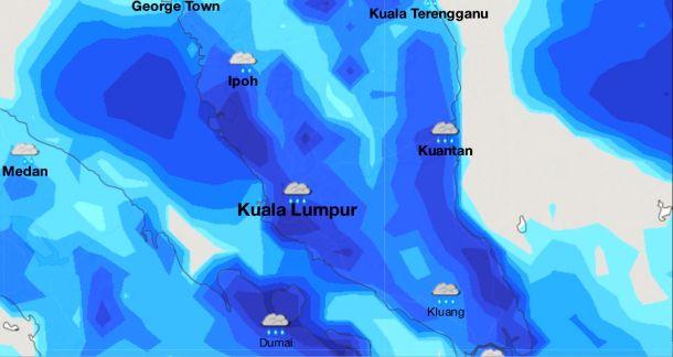 KL Weather