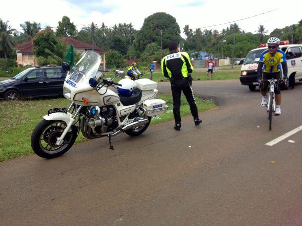 Kuantan Century 2013 Police Bike