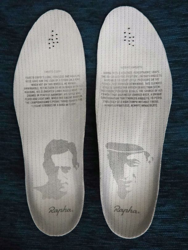 Rapha Grand Tour Insole Now