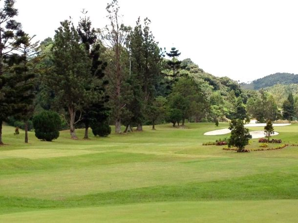 Cameron Highlands Golf Course