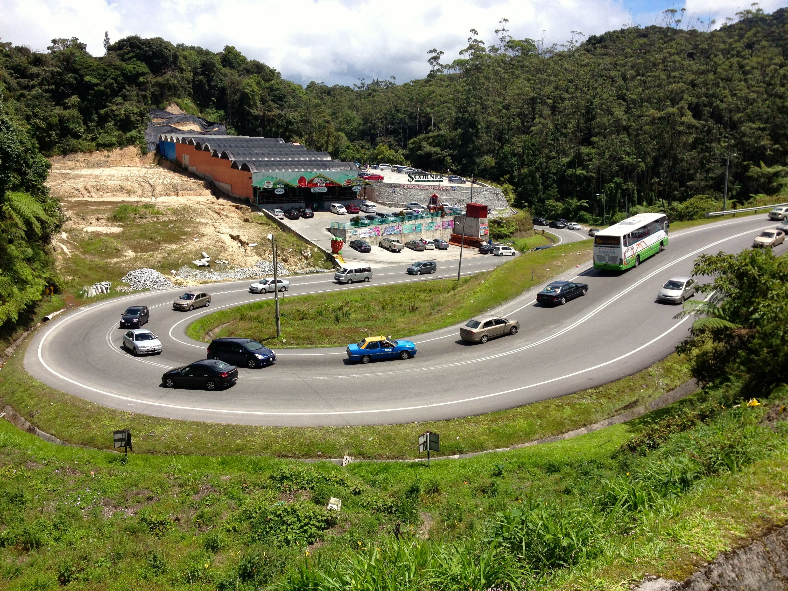 Cameron Highlands Switchback