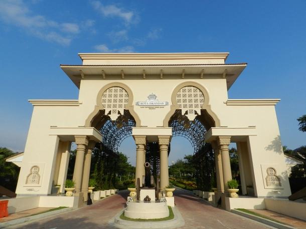 Iskandar Johor Gate