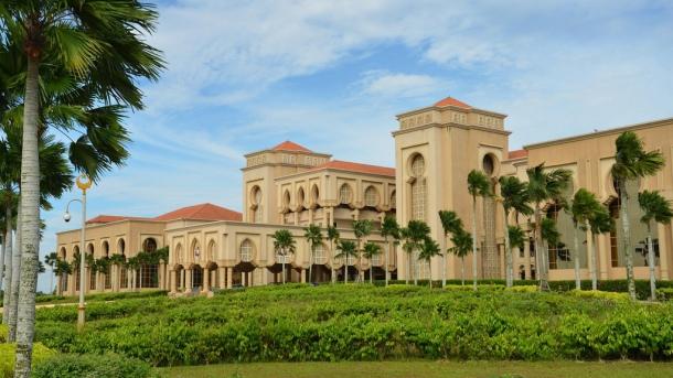 Iskandar Main Building