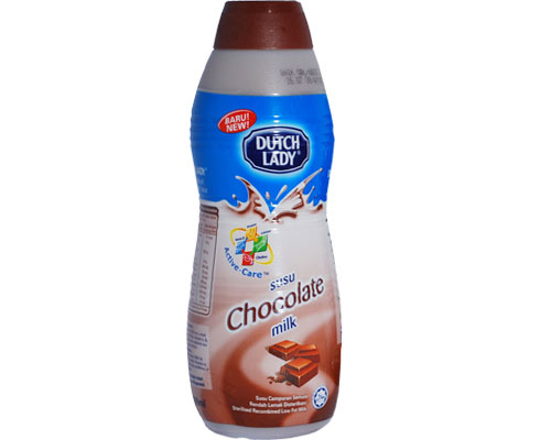 Durian Fiesta Chocolate Milk