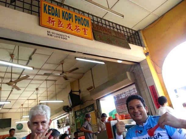 Durian Fiesta Kedai Kopi Phoon