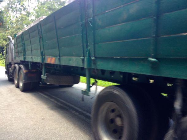 Durian Fiesta Lorry