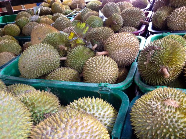 Durian Fiesta Fruit