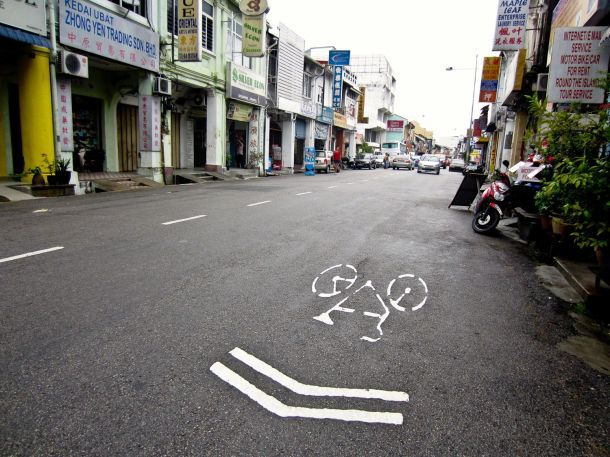 Penang Bike Lane