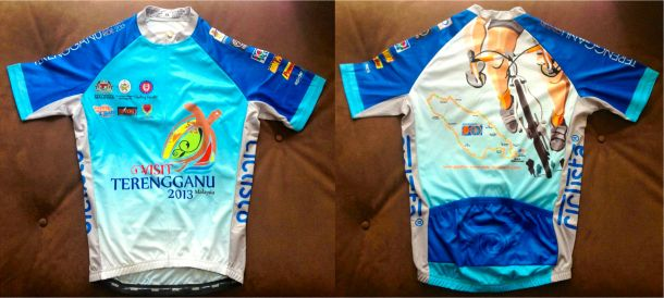 TCR Jersey