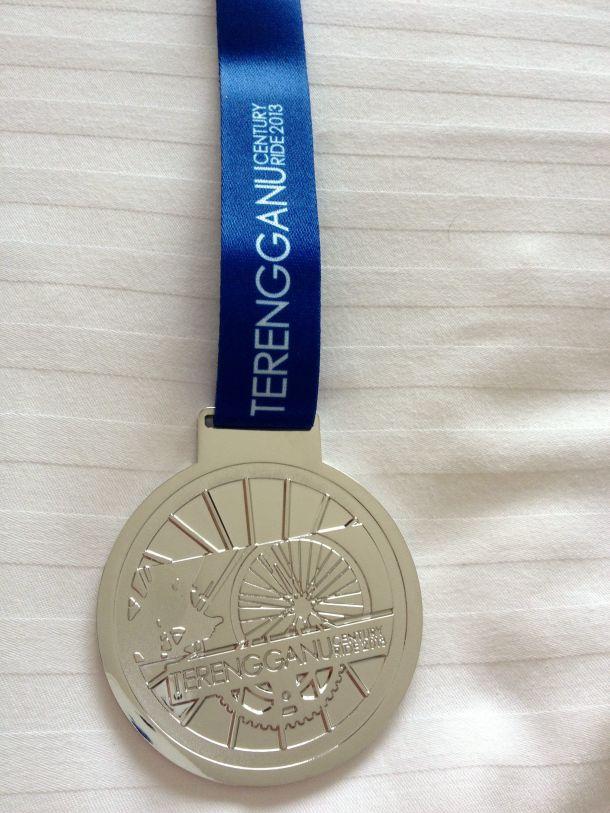 TCR Medal