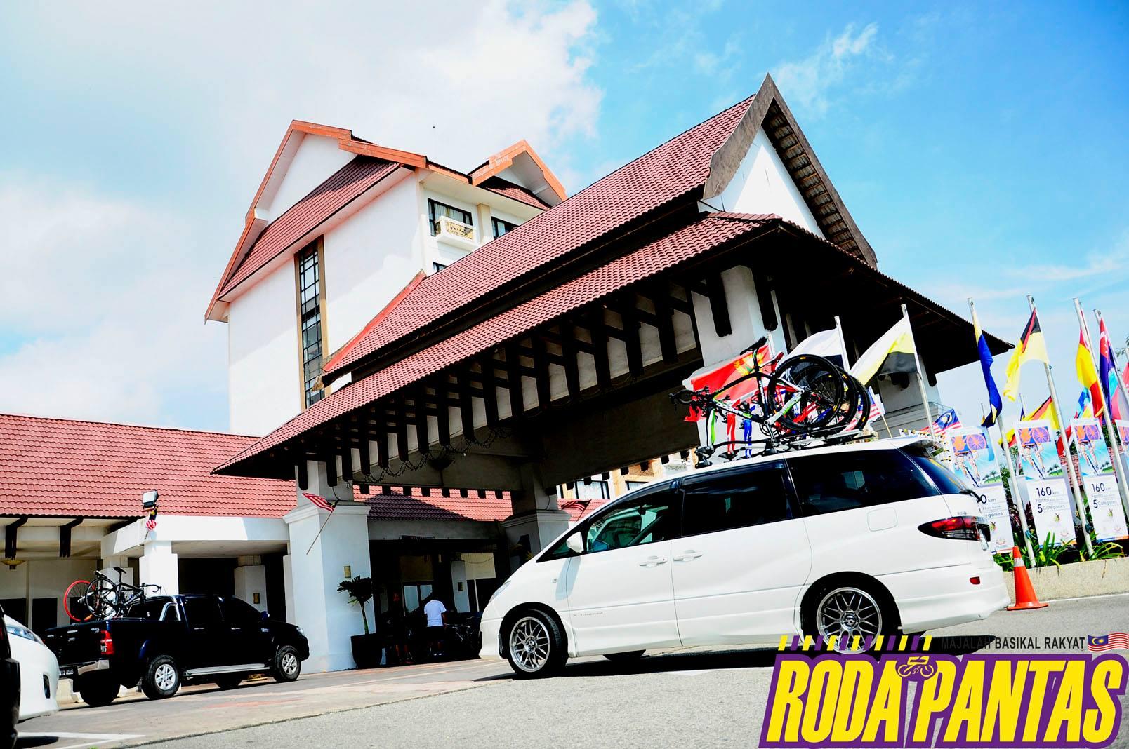 Photo courtesy of Roda Pantas magazine