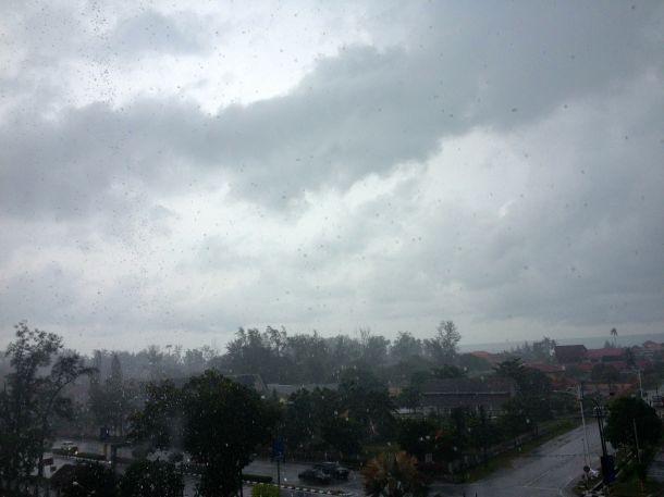 TCR Rain