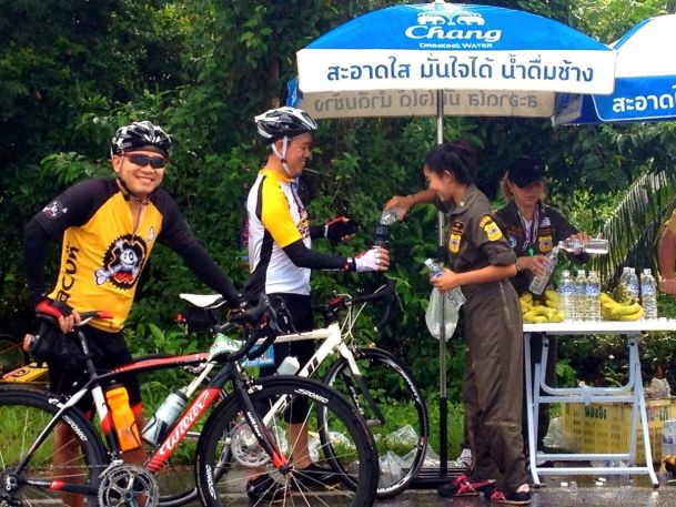 Samila Century 2013 Rest Stop