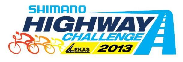 Shimano Highway Challenge LEKAS Banner