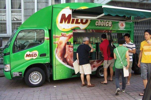 Shimano Highway Challenge LEKAS Milo Van