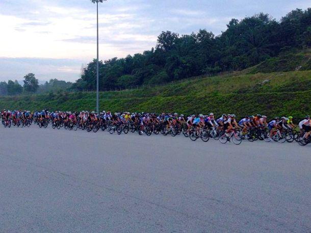 Photograph courtesy of Shimano Highway Challenge