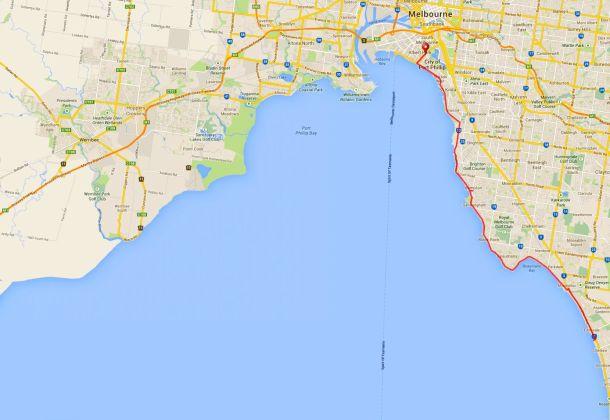 Melbourne Route