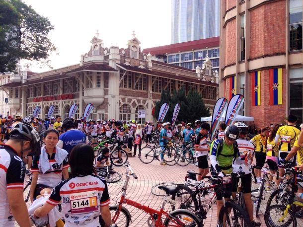 OCBC Cycle Malaysia 2014 02