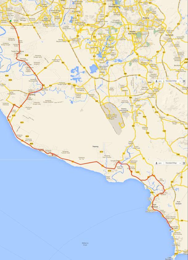 Avillion Route