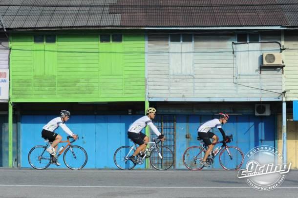Photograph courtesy of Cycling Malaysia magazine