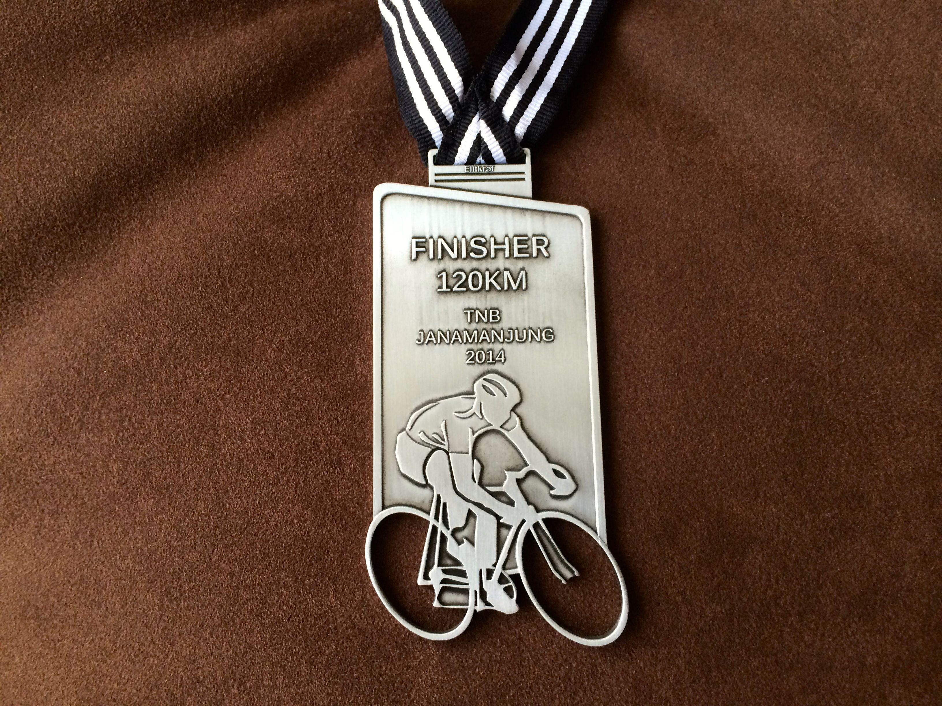 JMFR 2014 Medal