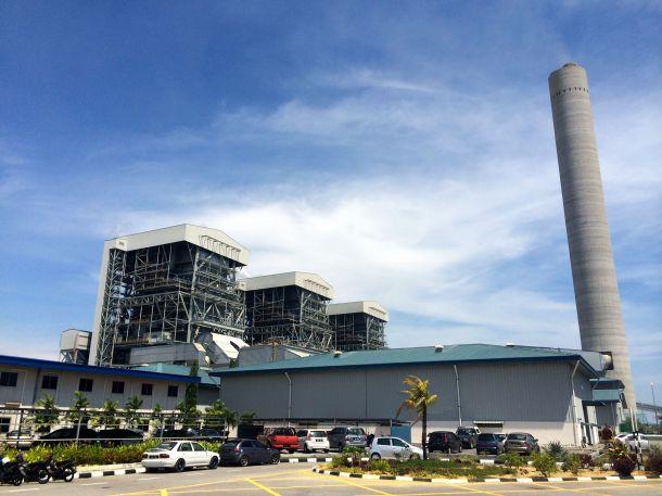JMFR 2014 Power Station