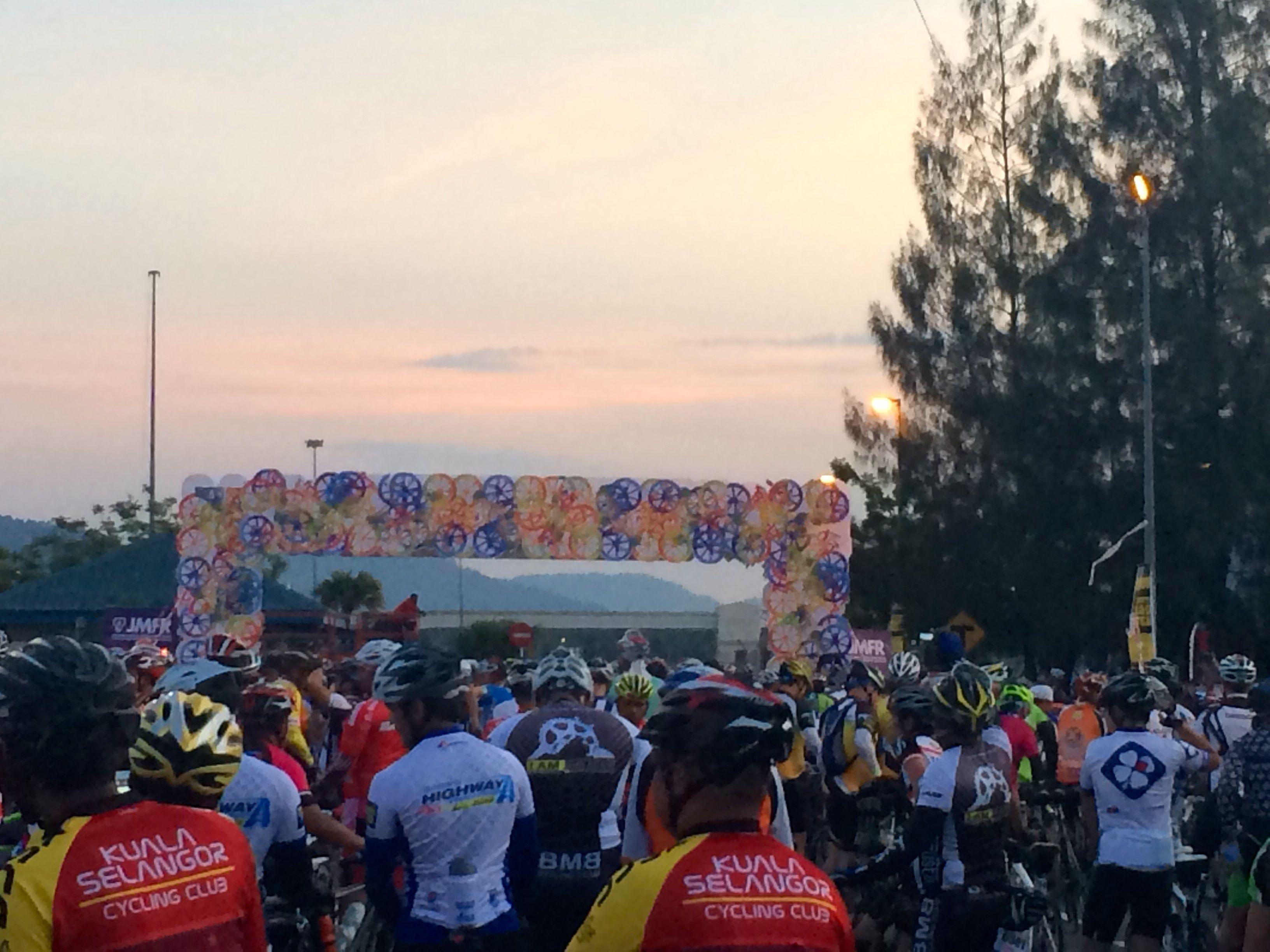 JMFR 2014 Start