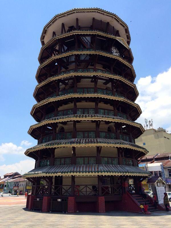 JMFR 2014 Teluk Intan Tower