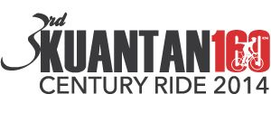 Kuantan Century Ride 2014 Logo