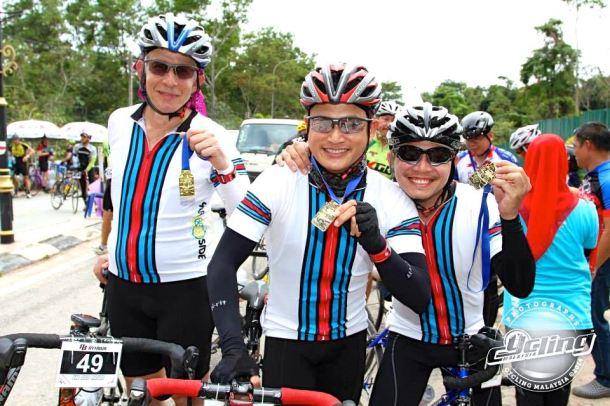 Photograph courtesy of Cycling Malaysia
