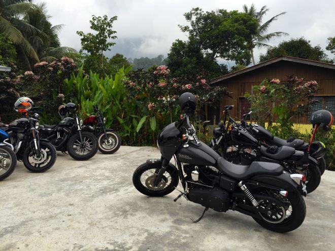 Andak's Place Big Bikes