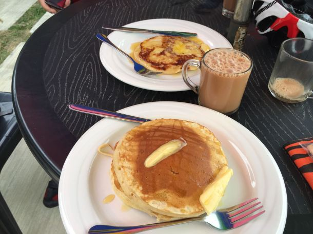 Andak's Place Pancakes