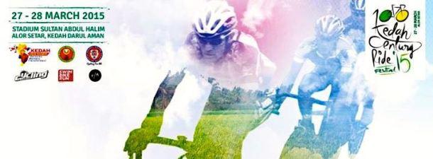 Kedah Century Ride 2015 Banner