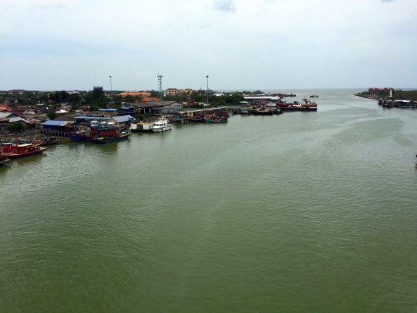 Kedah Century Ride 2015 River View