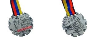 Shah Alam Enduride 2015 Medal